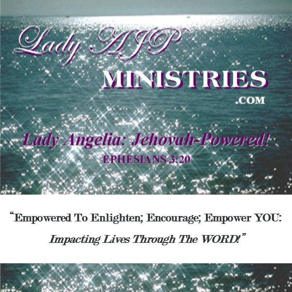 Lady AJP Ministries Coasters