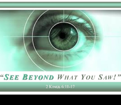 See Beyond What You Saw!