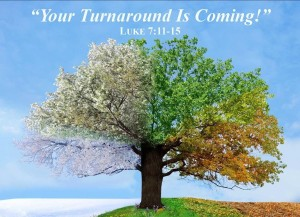 Your Turnaround Is Coming Flyer