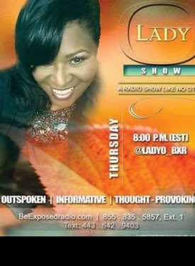 Visit The Lady O Radio Facebook Page!